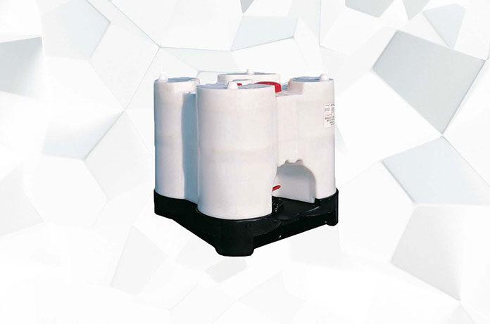 Zrównoważona produkcja pojemników plastikowych dla przemysłu