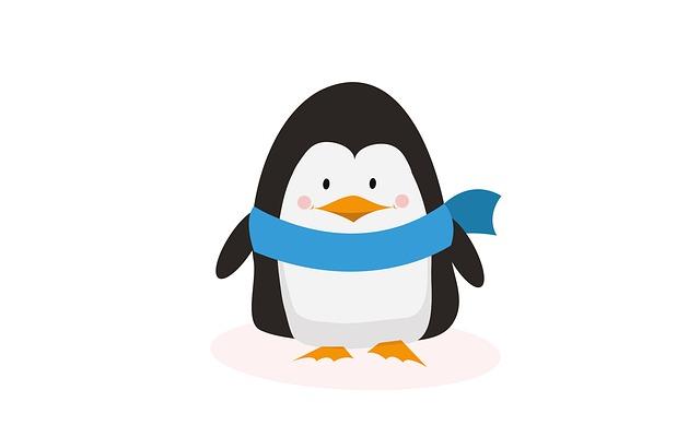 jak narysować pingwina